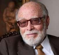 Julio César Trujillo plantea una consulta popular. Foto: Archivo - Referencial