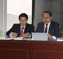 QUITO, Ecuador.- Recurso de revisión  en el caso 30s, caso Cerda. Foto: API.