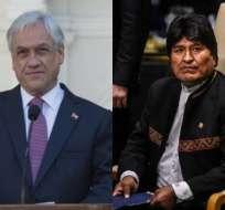 HOLANDA.- La CIJ de la Haya da un revés a Bolivia en su demanda de un acceso soberano al mar. Collage: Ecuavisa