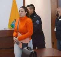 QUITO, Ecuador.- La excoordinadora del IESS cumplió condena de 12 meses por este delito, pero tiene otra sentencia. Foto:Archivo