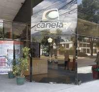 QUITO, Ecuador.- Arcotel notificó terminación del contrato. Sus propietarios tienen 15 días para defensa. Foto: API