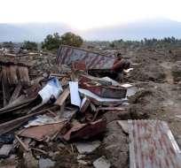 """Según la vicepresidenta Delcy Rodríguez, los recursos proceden de un """"Fondo de Solidaridad"""". Foto: AFP"""