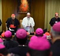 Papa Francisco Foto: Agencia AFP
