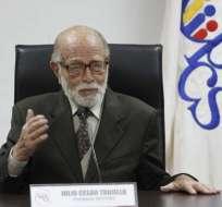 QUITO, Ecuador.- El titular del CPCCS transitorio revela que Moreno sabía de la propuesta desde septiembre. Foto: API