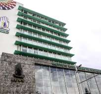 Los sujetos cobraban entre $ 5 mil y $ 6 mil por plaza laboral, en Manabí. Foto: Medios Públicos EP