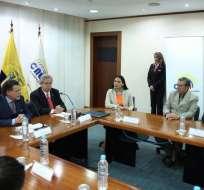 QUITO, Ecuador.- El CNE convocará el 21 de noviembre de 2018 a elecciones de marzo de 2019. Foto: Twitter