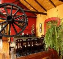 Hotel 'Molino San Juan Hacienda', una opción para este feriado.