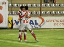Los ambateños superaron 3-0 a los 'orientales' en el estadio Bellavista de Ambato. Foto: API
