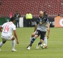 El delantero Juan Manuel Tévez es una delas figuras del equipo. Foto: API
