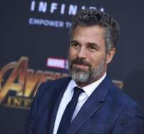 """Ruffalo es el """"rey de los spoilers"""" en Marvel. Foto: AFP"""