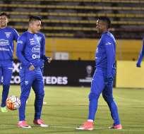La Federación Ecuatoriana de Fútbol informó que los tricolores no participarán por lesión. Foto: Archivo/API.