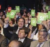 GUAYAQUIL, Ecuador.- Por fiestas octubrinas, la Asamblea sesionó en el Puerto Principal.
