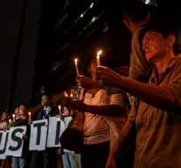 La ONU y la UE exigen investigación transparente por la muerte de Fernando Albán Foto: AFP