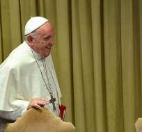 Kim Jong Un quiere que el papa  Francisco visite Corea del Norte  Foto: AFP