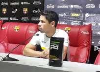 El capitán del equipo ya está recuperado y podría jugar ante Emelec. Foto: Tomada de @barcelonaSC