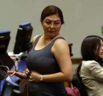 Bairon Valle, Fernando Callejas y Jimmy Candell la indagarán en el Legislativo. Foto: API