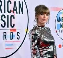 Taylor Swift. Foto: AFP