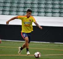 James Rodríguez se incorporó al elenco colombiano tras estar ausente dos fechas anteriores.