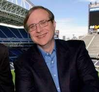 El filántropo murió tras complicaciones con un linfoma non Hodgkin en Seattle. Foto: AP/Archivo.