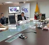 QUITO, Ecuador.- Según el organismo transitorio, cada entidad debe analizar a sus postulantes. Foto: Twitter