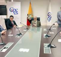 QUITO, Ecuador.- La posesión de los seis integrantes de la comisión calificadora será la próxima semana. Foto: Twitter