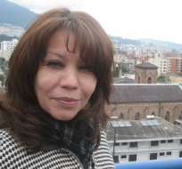 La famosa 'Doña Encarna' fallece a los 59 años. Foto: Vistazo.com