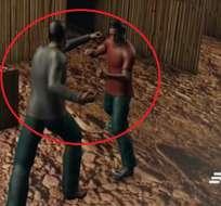 Un hombre murió tras ser apuñalado en Posorja. Foto: captura de video