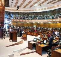 Comparecencia de exfuncionarios en la AN  tuvo muchas explicaciones y pocos responsables. Foto: Asamblea Nacional.