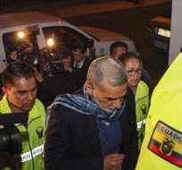 ECUADOR.- El exsecretario de Comunicación está prófugo de la justicia desde el 20 de octubre. Foto: Archivo