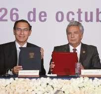 QUITO, Ecuador.- Los gobiernos implementarán un programa de salud que estará en vigencia hasta 2022. Foto: AFP.