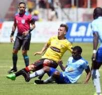 Este será el último partido de la fecha número 16 del campeonato ecuatoriano. Foto: API