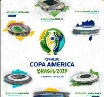 La FIFA anunció que aprobó el pedido de la Conmebol. Foto: Tomada de @CopaAmerica
