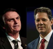 SAO PAULO, Brasil.- El presidente electo sustituirá el 1º de enero de 2019 al conservador Michel Temer. Foto: Collage.