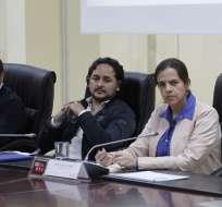 QUITO, Ecuador.- Los funcionarios deben explicar su actuación ante huida del exsecretario de Comunicación. Foto: API.