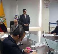 QUITO, Ecuador.- Una vez en funciones la comisión, correrán tres días hábiles para revisión de ternas. Foto: API