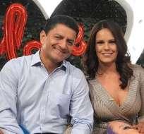 Calle y Cascante son la pareja del año en la farándula ecuatoriana