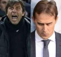 Conte dirigió a la Juventus entre el 2011 y 2014. Fotos: AFP