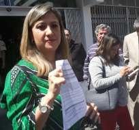 Gerente de Medios Públicos presentó una denuncia por intimidación. Foto: Twitter