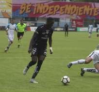 El Real Valladolid de España quiere fichar al delantero ecuatoriano. Foto: API