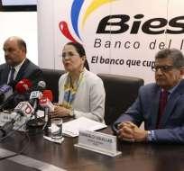 QUITO, Ecuador.- Según las autoridades, ya se pagó un monto de 6,2 millones de 250 millones del proyecto. Foto: API