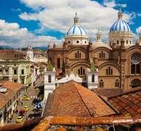 Cuenca se alista para recibir a miles de turistas.