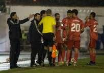 Los 'merengues' vencieron 4-0 al Melilla en los dieciseisavos de final de la Copa del Rey. Foto: JORGE GUERRERO / AFP