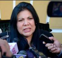 LA PAZ, Bolivia.- La diputada conservadora representará al Partido Demócrata Cristiano de ese país. Foto: La Tercera.
