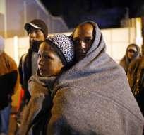 56.800 migrantes muertos o desaparecidos en todo el mundo durante cuatro años. Foto: AP
