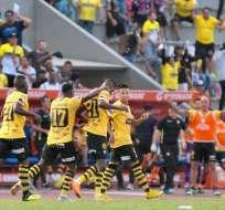 Los 'amarillos' necesitan ganar a los 'orientales' para seguir en pelea. Foto: API