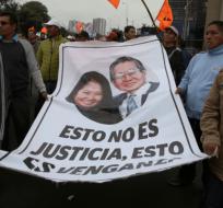 Keiko Fujimori califica de injusta y arbitraria su detención en Perú. Foto: AP
