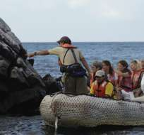 Entra en vigencia carta de invitación a turistas para ir a islas Galápagos.