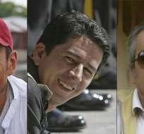 ECUADOR.- El caso más representativo fue el asesinato del equipo periodístico de El Comercio. Foto: Archivo