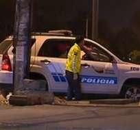 Un hombre fue baleado frente a centro comercial en el sur de Guayaquil. Foto: captura de video