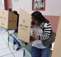 Ecuatorianos deberán votar en los comicios seccionales de marzo de 2019. Foto: Archivo CNE
